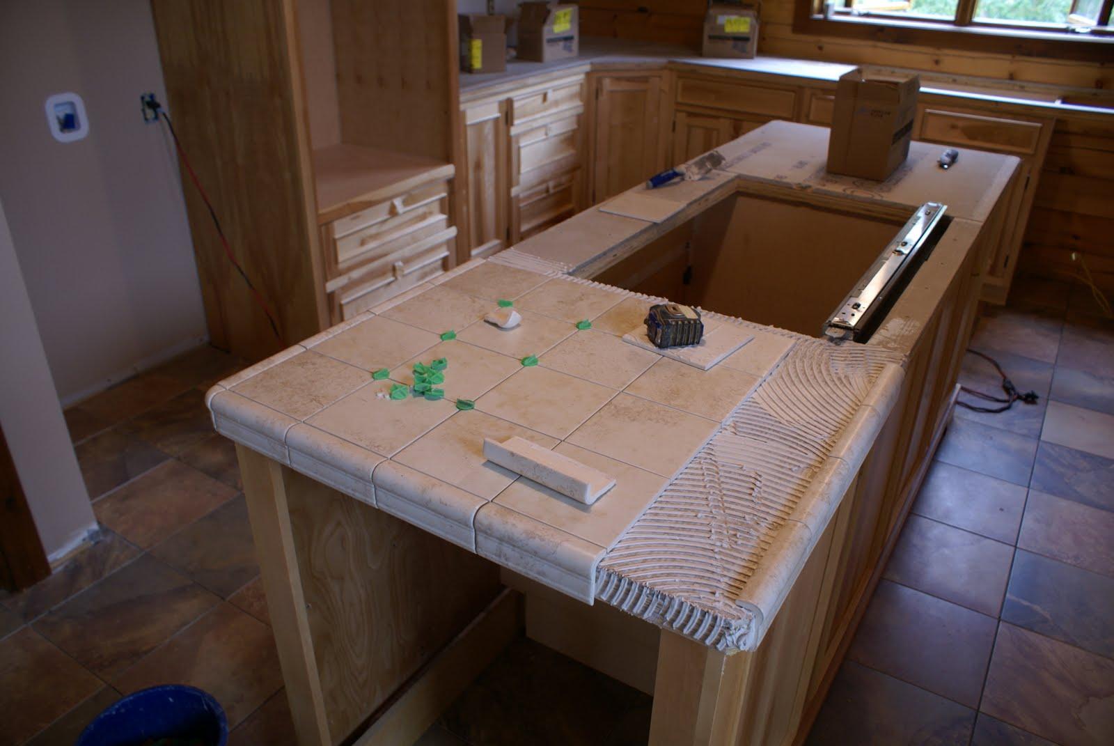 kitchen counter tile digital timer hidden bend retreat romney west virginia