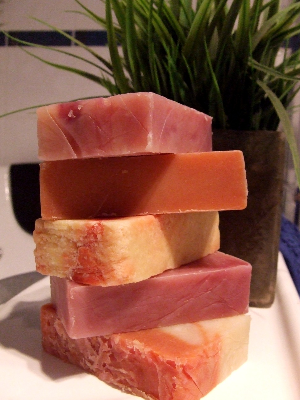 Our Soap Recipe - The Greening of Gavin