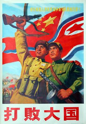 Imagini pentru chinos en corea