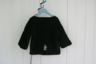 6d79abbb Urban-skjorten var altfor liten, så da måtte det bli ny til min store gutt  på 3,5 år. Å sy to like på rad er jo altfor kjedelig, ...