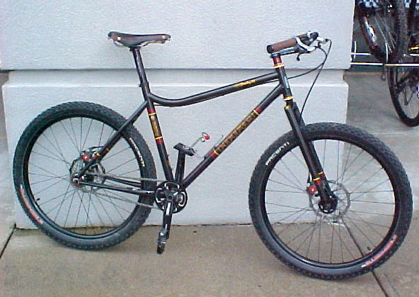 cffa494cf94 I have a brooks swift with Ti rails on My Haro and I love it!