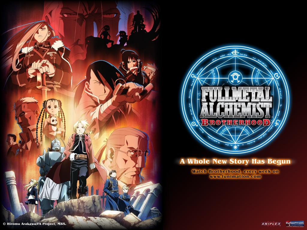 GumaKuma: Anime FullMetal Alchemist BrotherHood