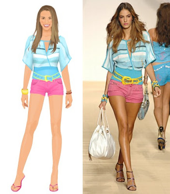 3111667938e76 seen on STARDOLL!: Baby Phat outfit @ Tahyna Tozzi
