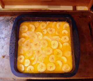 Banana Cobbler