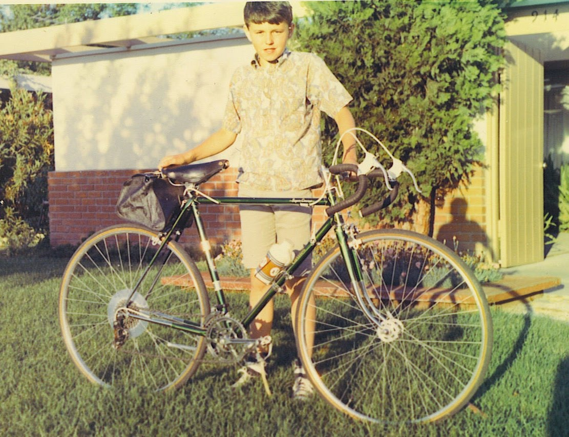 Chris Kostman's Rough Riders Blog: Any Bike, Anywhere