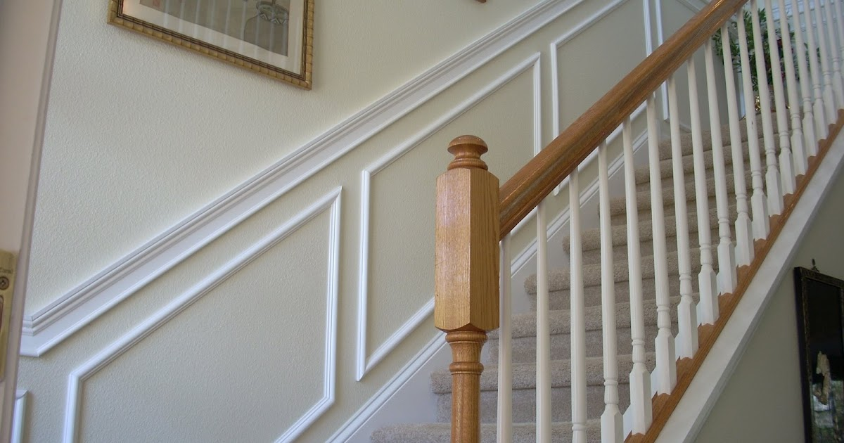 The Tampa Handyman Chair Rail And Picture Frame Moldings