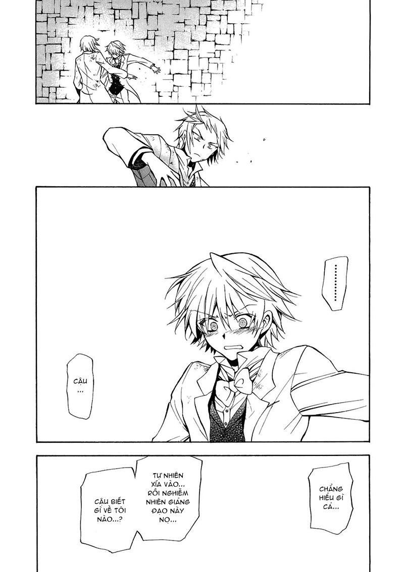 Pandora Hearts chương 026 - retrace: xxvi the pool of tears trang 22