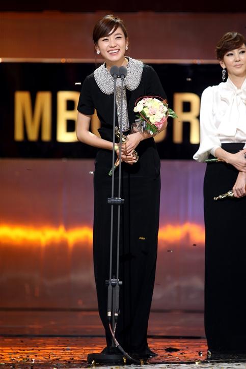 sk 南韓MBC電視台演技大賞結果揭曉韓孝珠한효주Han Hyo Joo