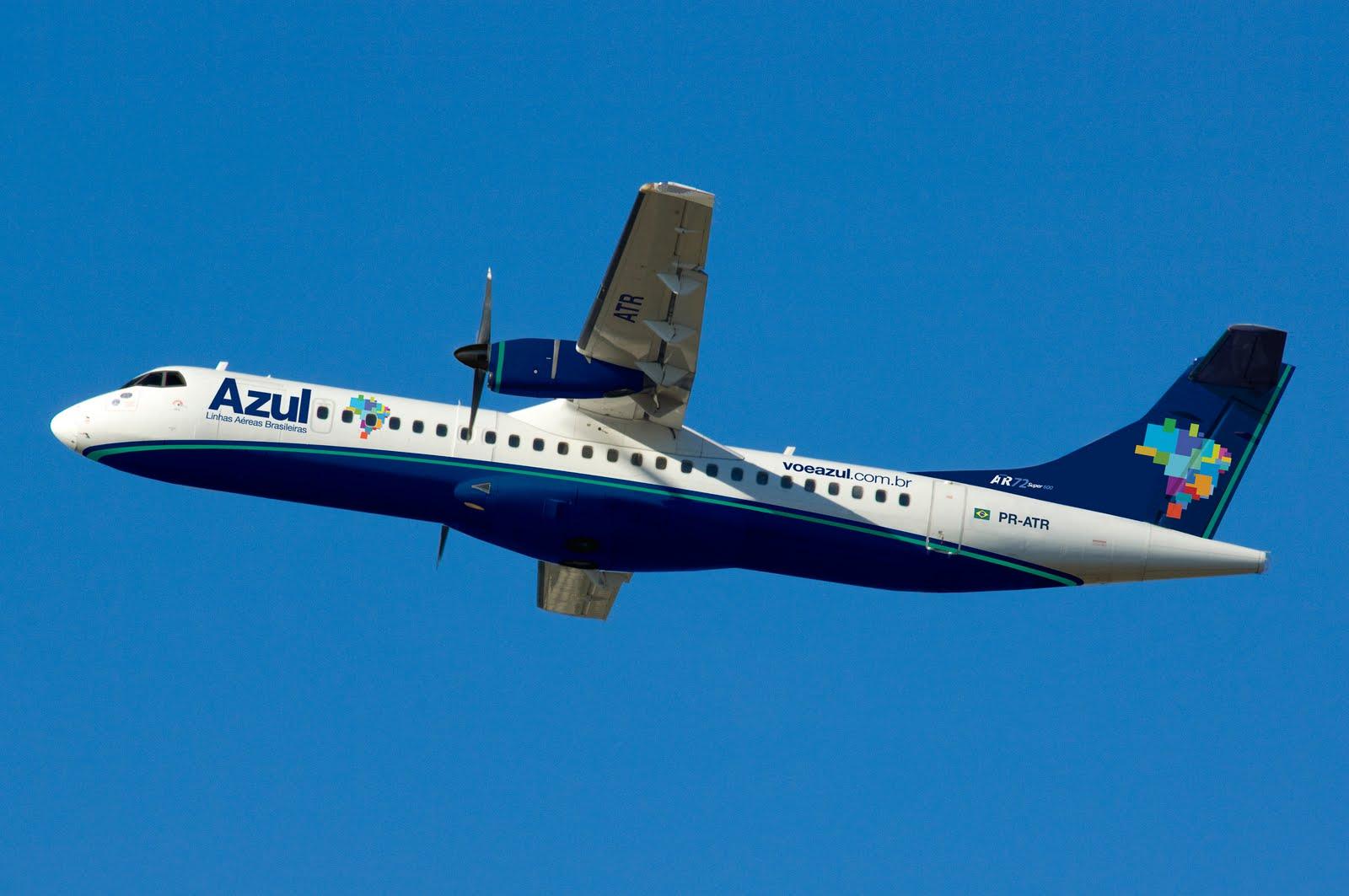1defd345408 VOAR NEWS AVIAÇÃO   DEFESA  Azul anuncia novo voo entre Campinas ...