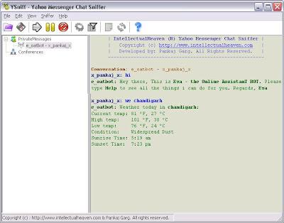 Windows Live Messenger Sniffer Yahoo Messenger Sniffer