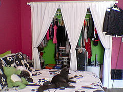 Closet Doors In Children S Room Vs Curtains Page 3 Babycenter