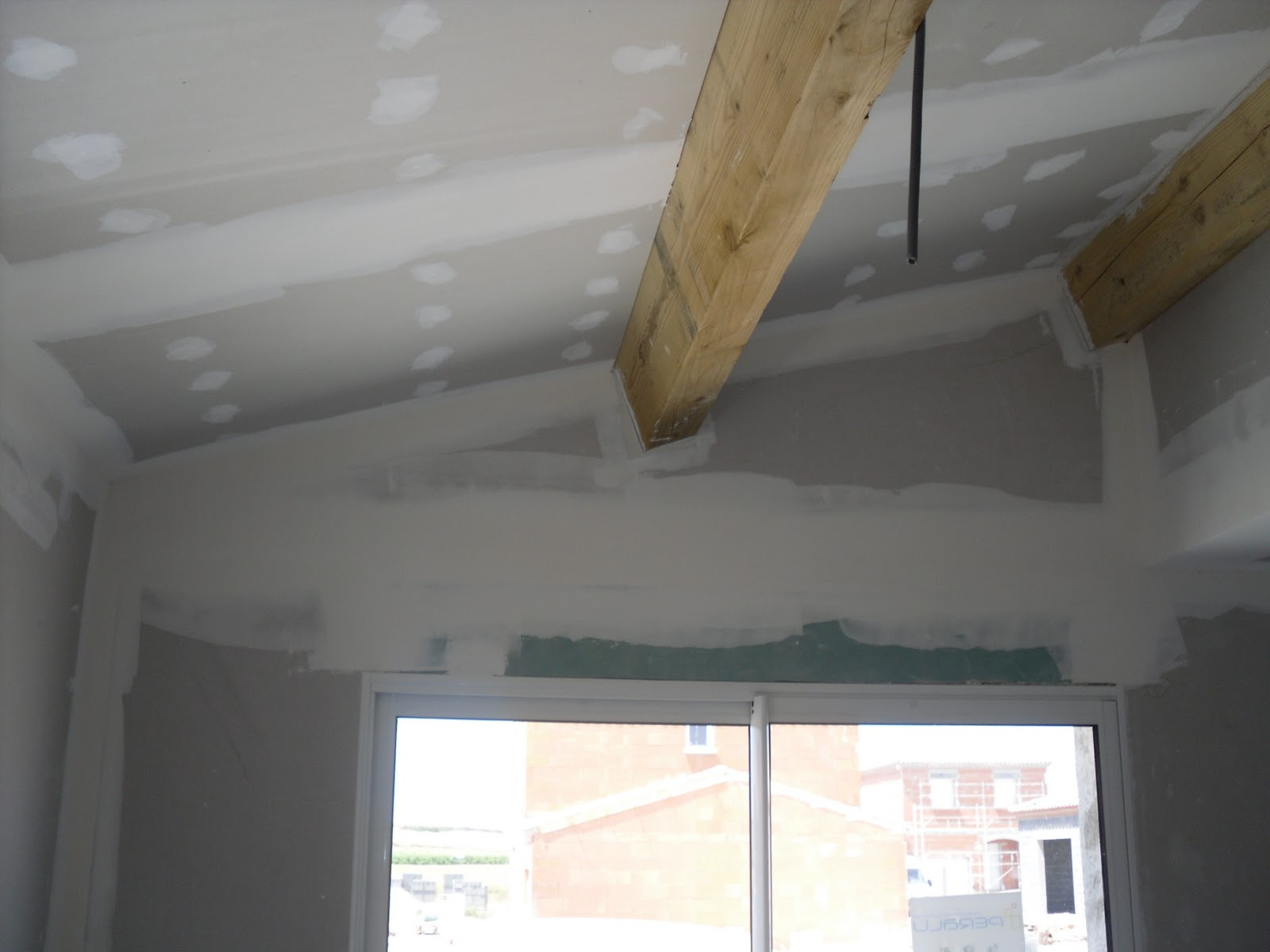 renover un plafond en placo lacharlott with renover un plafond en placo good renover un. Black Bedroom Furniture Sets. Home Design Ideas