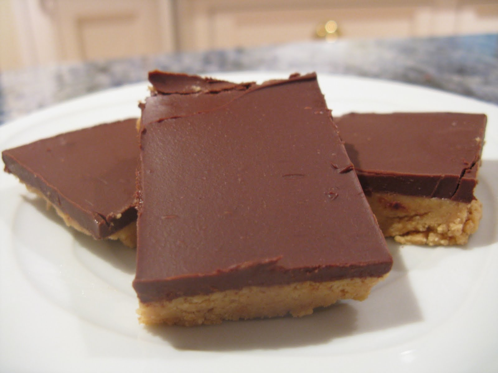 Better Than Reese S Peanut Butter Bars That Skinny