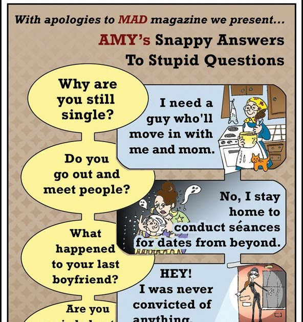 questions and answers to online dating