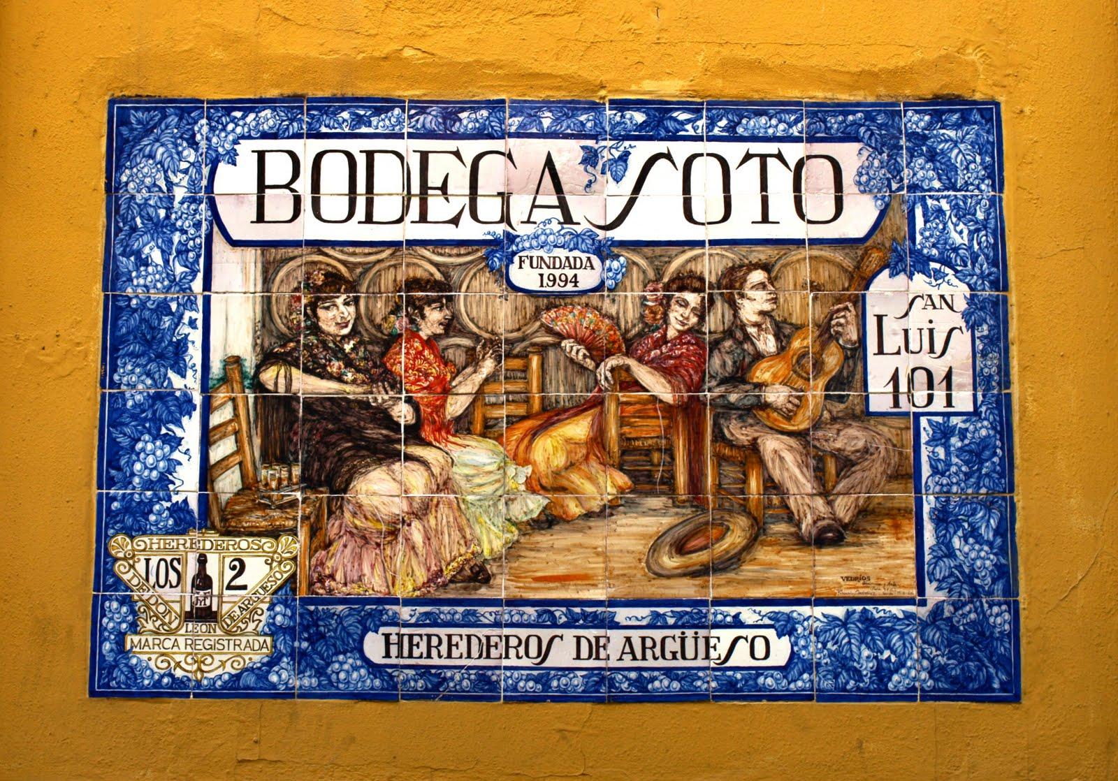 Sevilla Daily Photo La Bodega Soto