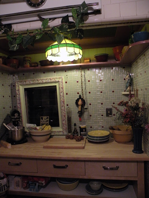 Old Vintage Kitchen 1927