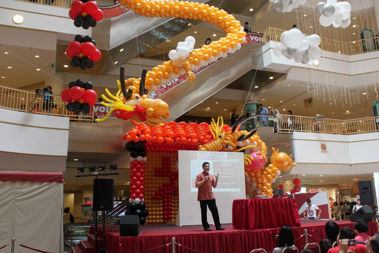 Xing Fu: FENG SHUI TALK FOR PATRONS OF IPOH PARADE