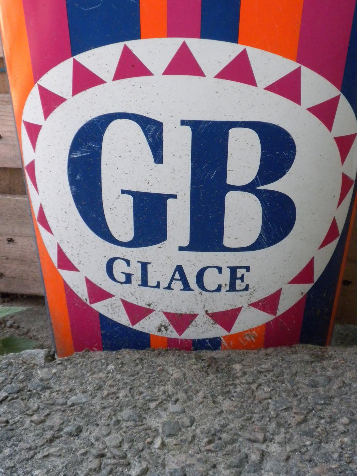 Eat Prints: GB Glace