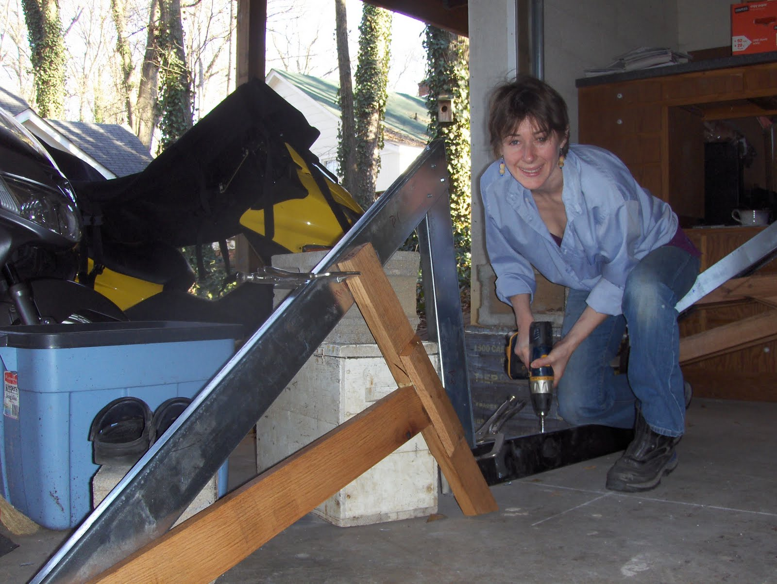 Building A Home Made Solar Powered Travel Trailer From The