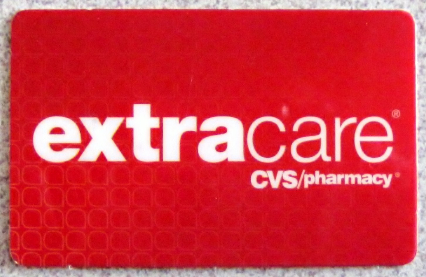Simply CVS: How Many CVS Extra Care Cards Can One Person or