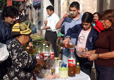 Camino al paraguay costumbres del paraguay carrulim - Remedios contra la mala suerte ...