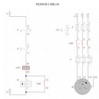 MANTENIMIENTO ELECTRICO: sensor inductivo y capacitivo