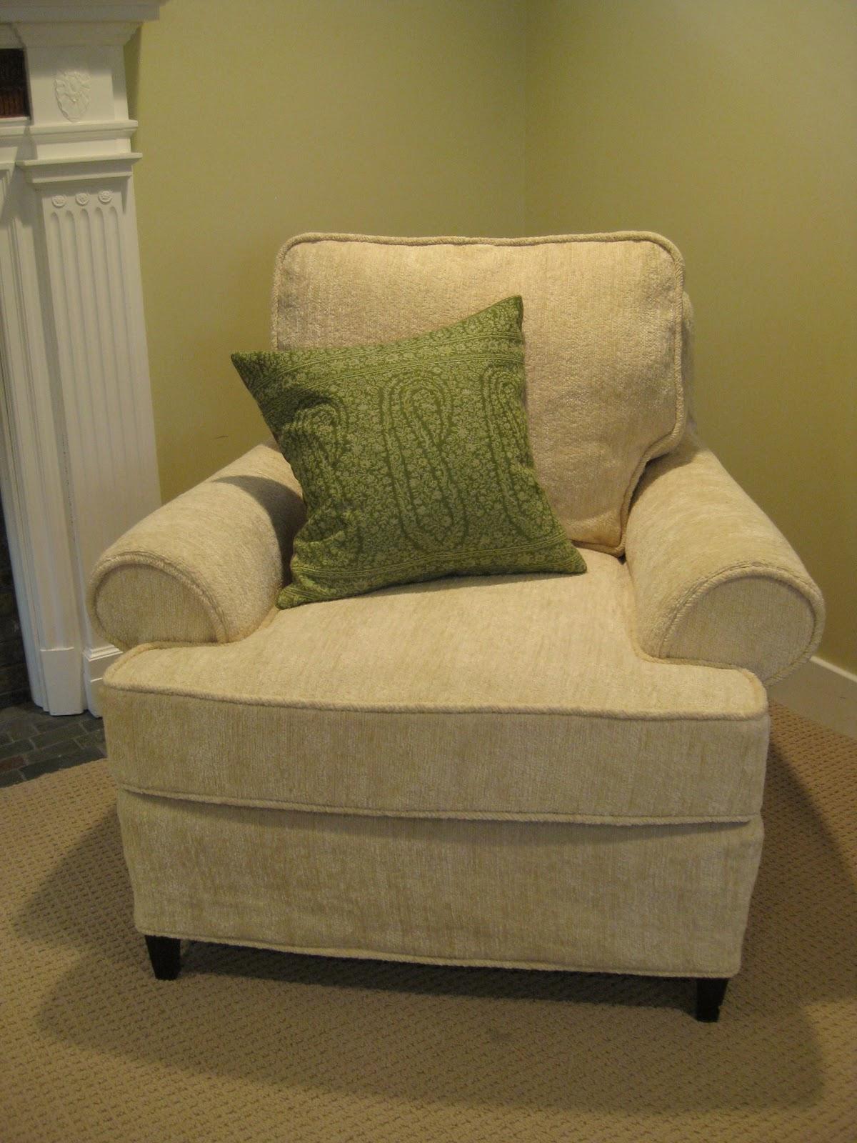 Club Chair Slipcover Folding In Rajkot Custom Slipcovers By Shelley