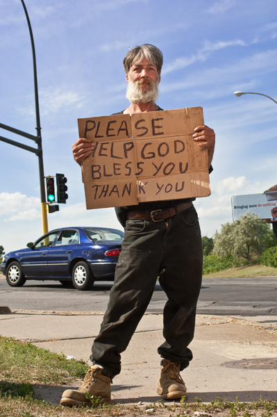 Should We Give Money to Beggars?