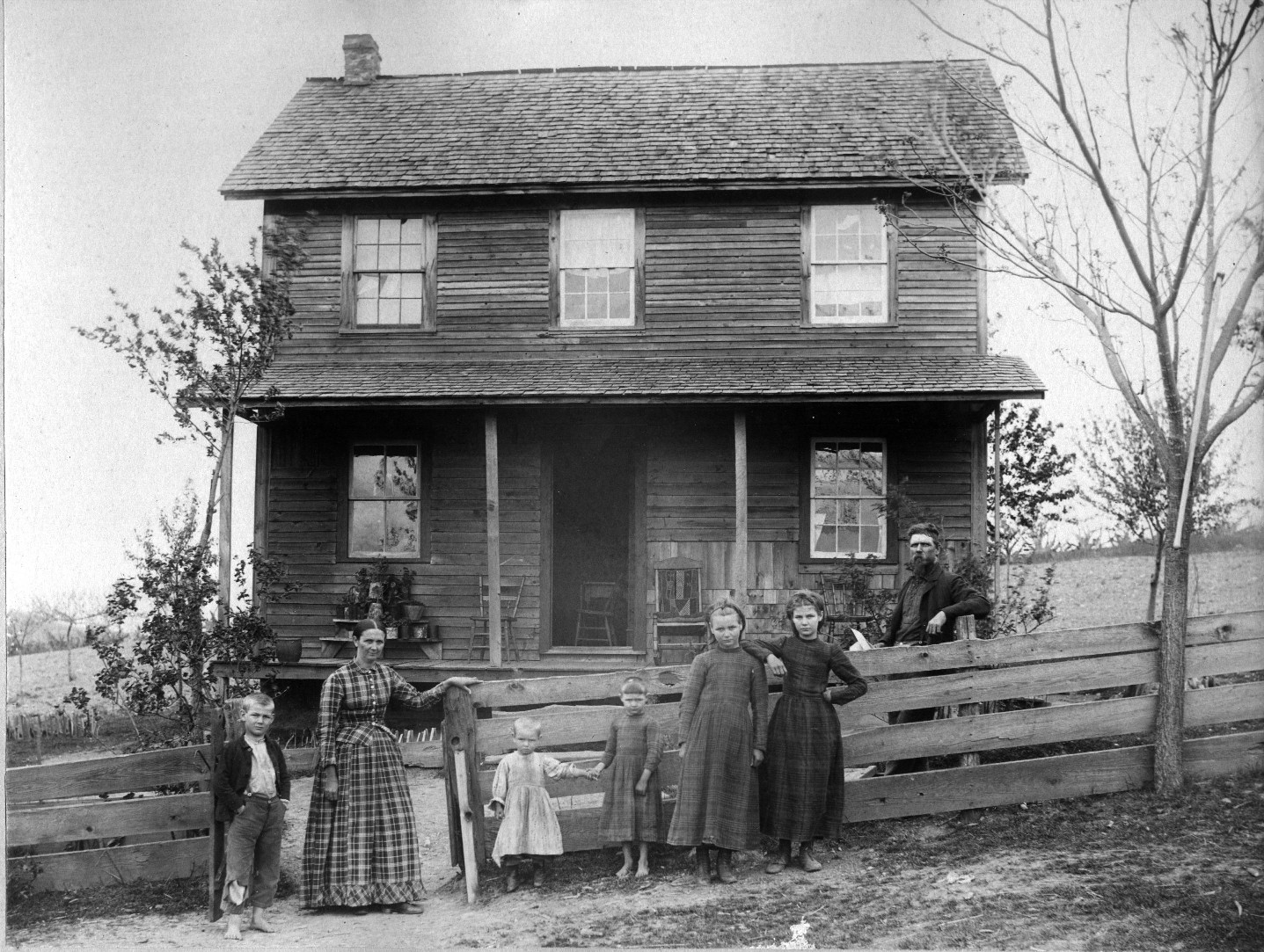 Living Stingy The Myth Of The Family Homestead