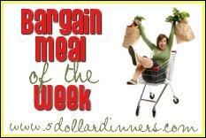 BargainMealoftheWeekButton Bargain Meal of the Week