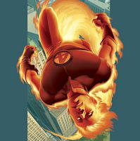 442px ultimate human torch