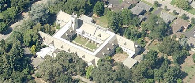 Corpus Christi Monastery on 215 Oak Grove Avenue
