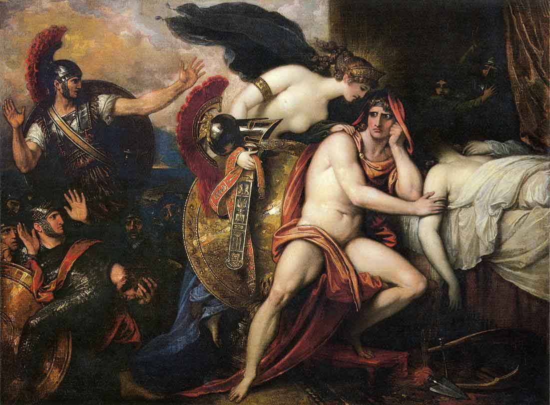 priam and achilles relationship thetis