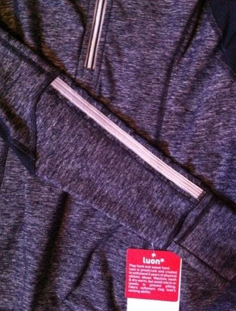 Photos of the New Dash Pullover - Static     - Lululemon Addict