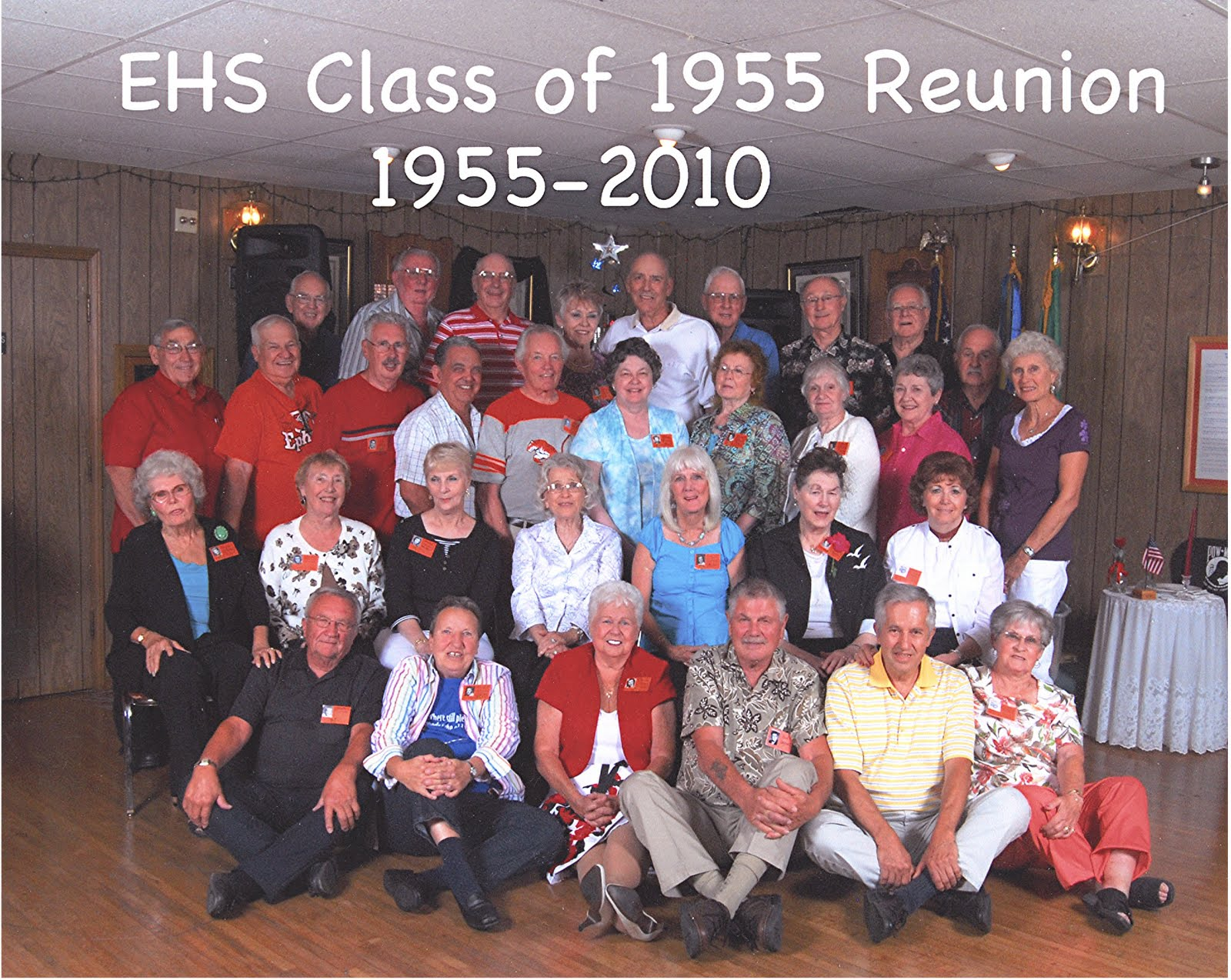 1955 Ephrata Tigers - EPHRATA, WASHINGTON: June 2012