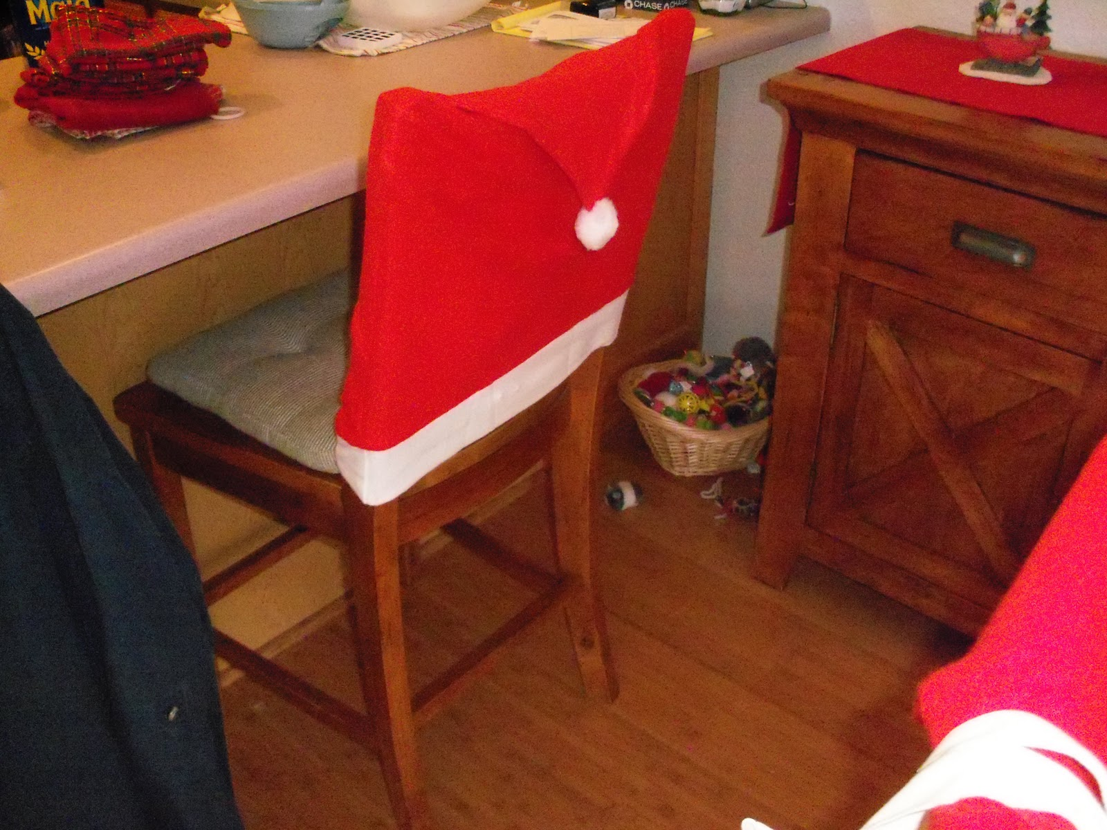 crochet christmas chair covers cover hire norwich sunflowerz december 2010