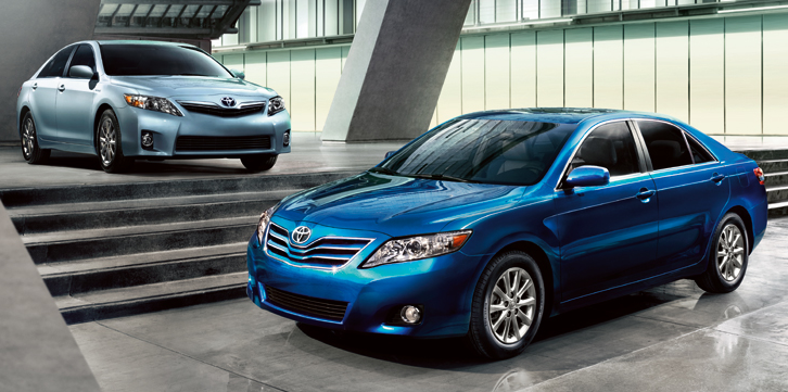 Top 10 Best-Selling Cars In America – 2010 Year End | GCBC