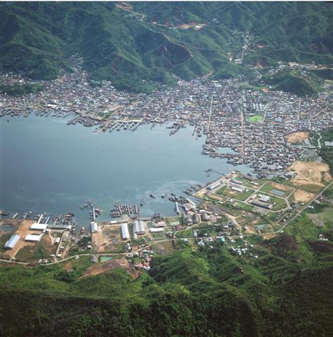 S+2+(Small) Perluasan Kota Sibolga Tak Kunjung Terealisasi Mantan Gubsu Kecewa