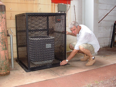 Orange State Steel Construction Inc Protective Metal Cages