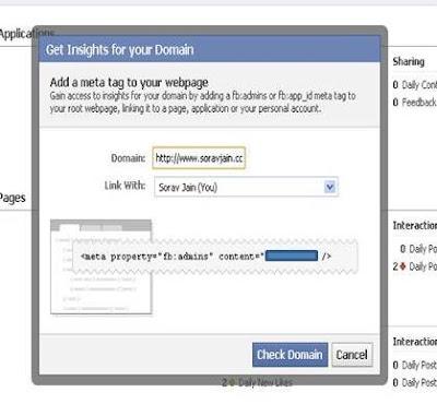 new facebook insights