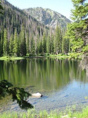 The Smoky Mountain Hiking Blog: Hike Report: Gilpin Lake Loop