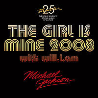 The Girl Is Mine 2008 Single