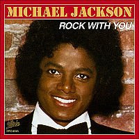 Michael Jackson's Second Single From Off The Wall-Rock With You