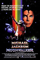 Moonwalker would become the then most watched music video of all time