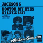 The Jackson Five cover of Doctor My Eyes reach to #10 on the European Charts