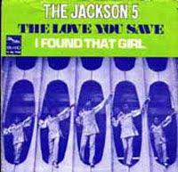 The Love You Save[by The Jackson Five] replaced The Beatles The Long and Winding Road from the top spot on The Billboard Hot 100