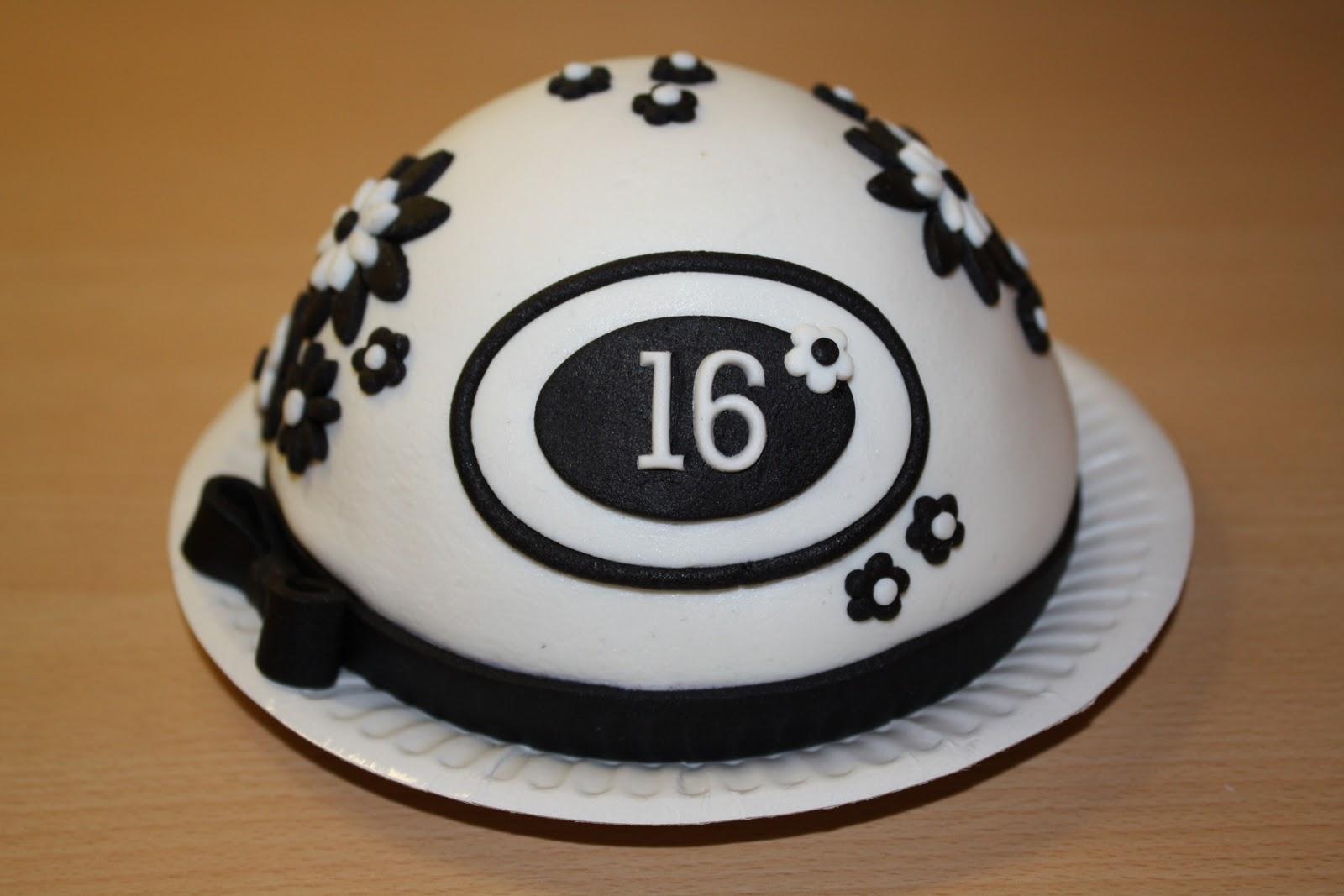 taart 16 jaar Karin's Taarten: Sweet 16 taartje taart 16 jaar