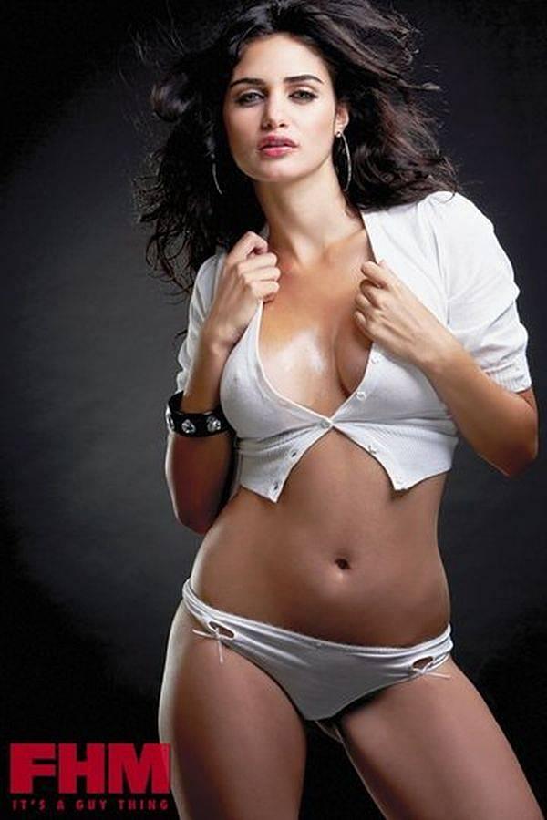 Bollywood models in bikini