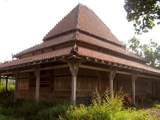 Jual Rumah kayu knock Down Jawa Timur Provesional