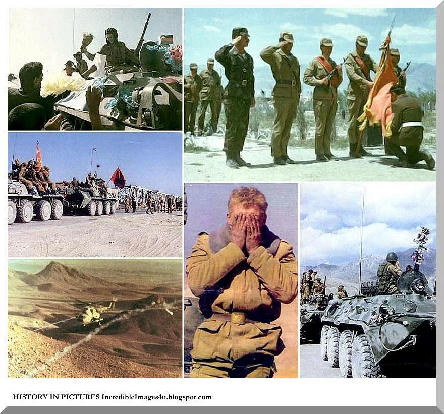 the repercussions of the soviet invasion of afghanistan in 1979 Macrosociology is the since the soviet invasion in 1979, afghanistan has been resources and workforce due to the repercussions of war in afghanistan.